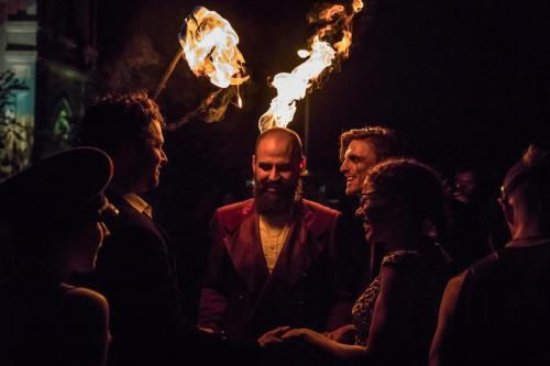 Tony Hitchcock - Ritual Flame-min